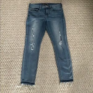 Express Jeans Like New Size 6